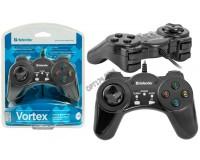 Геймпад PC Defender Vortex 13 функциональных кнопок, блистер (64249)