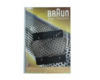 Сетка к электробритвам Braun 1000/2000 к бритвам 1501, 1507, 1508, 1509, 1512, 1007, 1012, 1013, 2540, 2540s, 2040, 2560, 5461