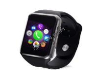 Часы Smart Орбита WD-06 слот для SIM, TF, Bluetooth, шагомер, счетчик калорий, черный