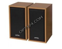 Акустические системы 2.0 Perfeo PF-A4326/ PF-84-WD