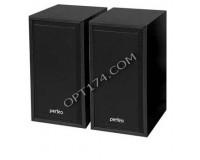 Акустические системы 2.0 Perfeo PF-A4327/ PF-84-BK