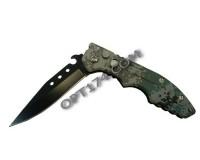 Нож перочинный Патриот PT-TRK22 (HT-108) клипса, 7/17 см