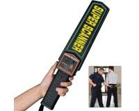 Металлодетектор Орбита MD-3003B1 ручной для досмотра людей на предмет выявления металлических предметов. Индикация: звук+вибрация