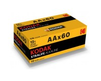 Батарейка Kodak LR6 Box 60 color XTRALIFE