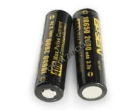 Аккумулятор Basen 18650 2600 mAh Shrink 2 40A, 3.7 V(BS186K)
