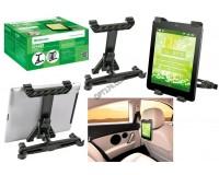 Держатель Defender Car holder 223 для планшета/навигатора, до 10, 1'' (110-220 мм), на подголовник, универсальный, черный