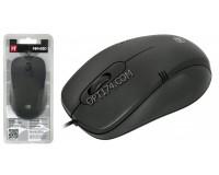 Мышь Defender MM-930 USB Optical (1200 dpi) черная, 2 кнопки+кнопка-колесо блистер (52930)