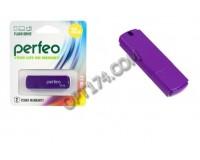 Флэш диск 32 GB USB 2.0 Perfeo C05 Purple с колпачком