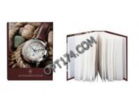 Фотоальбом BRAUBERG 390667 200 фотографий 10х15 твердая обложка, Часы