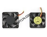 Вентилятор для корпуса Gembird D40SM-12A-25 40x40x10мм, 3pin, провод 25 см, втулка