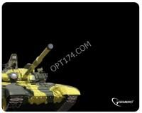 Коврик для мыши Gembird MP-GAME10 Танк Игровой 250х200х3мм, ткань, резина, нескользящее основание