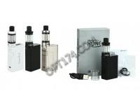 Электронный испаритель Kangertech Kone Starter Kit 3000 mA объём клиромайзера: 3.5 мл, коробка