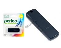 Флэш диск 4 GB USB 2.0 Perfeo C05 Black с колпачком
