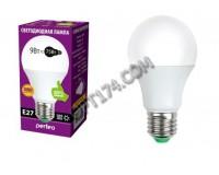 Лампа светодиодная Perfeo A60 9Вт 220В E27 4000K