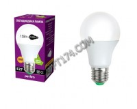 Лампа светодиодная Perfeo A65 15Вт 220В E27 3000K