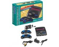 Приставка 16-bit Sega Magistr Drive 2 little + 160 игр