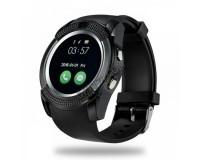 Часы Smart Орбита WD-10 SIM, TF, Bluetooth, ТОЛЬКО для Android-Телефонов, черные