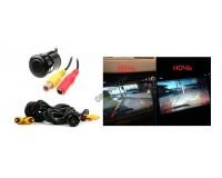 Автовидеокамера TDS TS-CAV03 (HAD-42) разрешение:420ТВЛ NTSC:510(H)x492(V) угол обзора до 170, IP66, видео выход: RCA