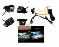 Автовидеокамера TDS TS-CAV01 (HAD-40) разрешение:420ТВЛ NTSC:510(H)x492(V) угол обзора до 170, IP66, видео выход: RCA