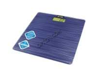 Весы напольные Vitek VT-8062 электронный, цена деления 100г. max 180 кг. стекло, автоотключение, размер 30х30см, синие