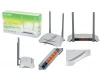 Маршрутизатор TP-Link TL-WR840N 802.11b/g/n, 4xLAN, 1xWAN, 300 Mb/s