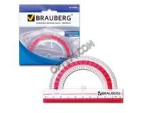 Транспортир BRAUBERG 210292