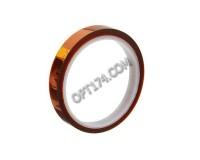 Скотч Помощник PM-INR01 10 мм длина 10 м., цвет: Тонкий термостойкий каптоновый