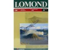 Фотобумага Lomond глянцевая 1хА3 230 г/м2 50 л.(0102025)