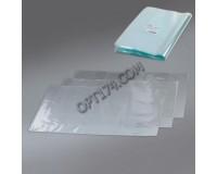 Обложка ПП д/тетради и дневника STAFF 225182 A5, толщина - 35 мкм., размер - 210х350 мм., прозрачная