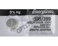 Батарейка. Energizer BL 1 395/399(SR927SWN-PB, SR57) (серебро)