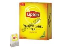 Чай пакетированный черный LIPTON