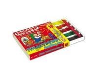 Пластилин Пифагор 100972 количество цветов в наборе: 10 цветов масса: 200 г с пластиковым стеком, картонная упаковка
