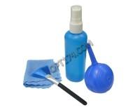 Набор для чистки KCL-3022(кисть антистатическая, салфетка, спрей,