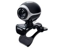Web Camera Perfeo PF-5031/PF-SC-626 2 МПикс Black, на прищепке, блистер