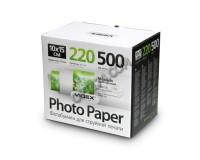 Фотобумага Videx матовая 10х15 220 г/м2 500л