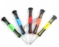 Набор инструментов Fatick 309 5 отвёрток длиной 14см