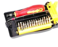 Набор инструментов Impacter 6032-1 32 насадки, пинцет