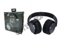 Наушники беспроводные - SY-BT1603 полноразмерные, Bluetooth+EDR, прорезиненный пластик, коробка, цветные