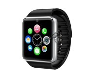 Часы Smart Орбита WD-04 слот для SIM, TF, Bluetooth, шагомер, счетчик калорий...., серебро