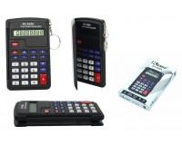 Калькулятор Kenko KK-568A карманный, 8 разрядный, размер 7х5, 8х9, 8 см, черный