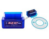 Диагностический адаптер автомобильный ELM327 Bluetooth Орбита TS-CAA39 (OBD2, V2.1)