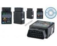 Диагностический адаптер автомобильный ELM327 Bluetooth - C-33 HH OBD Advanced (OBD2, V2.1)