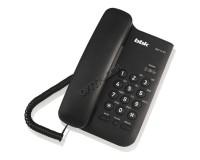 Телефон BBK BKT-74 RU повтор последнего набранного номера, отключение микрофона трубки, прерывание разговора, черный