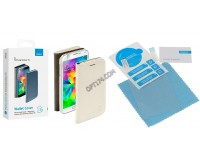 Чехол Deppa 84026 Wallet Cover для Samsung Galaxy S5
