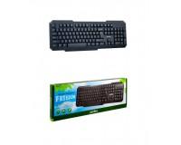 Клавиатура беспроводная Perfeo PF-5191/PF-1010