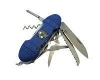 Мультиинструмент Патриот PT-TRK61 11 инструментов + компас, 9 см