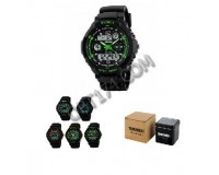 Часы наручные Skmei 0931 электронные (дата, будильник, секундомер, таймер), пластик, подсветка