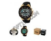 Часы наручные Skmei 1016 электронные (дата, будильник, секундомер), пластик, подсветка, CR2016