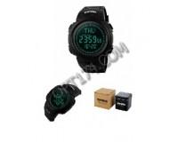 Часы наручные Skmei 1231 электронные (дата, будильник, секундомер, таймер, компас), пластик, подсветка, CR2032