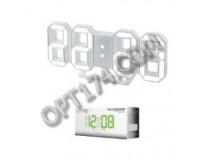 Часы будильник Perfeo PF-663/5200